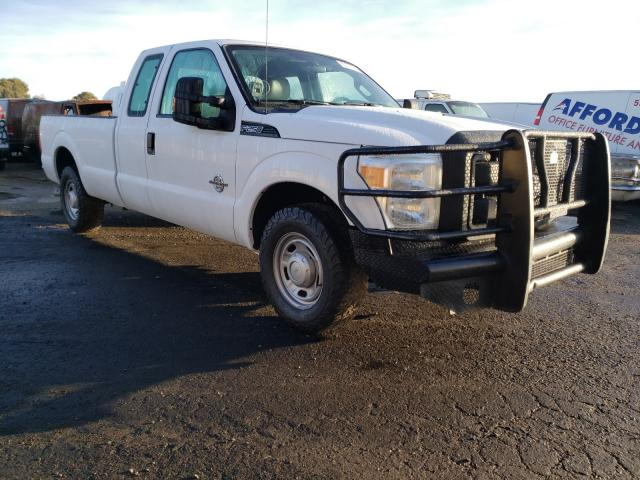 1FT7X2AT0BEC00087 2011 Ford F250 Super 6.7L