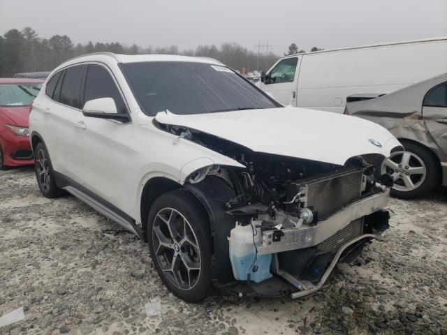 BMW X1 SDRIVE2 salvage cars for sale: 2018 BMW X1 SDRIVE2