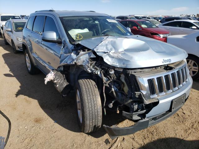 Salvage cars for sale from Copart Amarillo, TX: 2012 Jeep Grand Cherokee