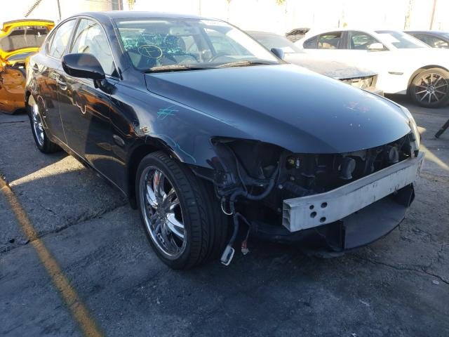 Salvage cars for sale from Copart Wilmington, CA: 2007 Lexus IS 250