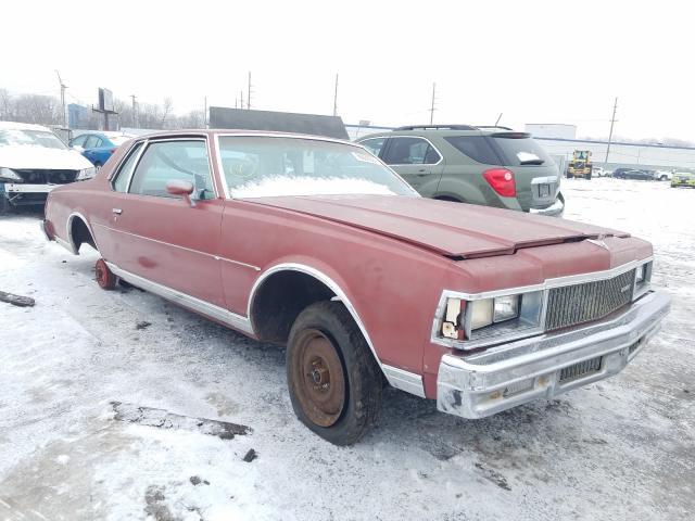 1977 Chevrolet Caprice CL for sale in Hammond, IN