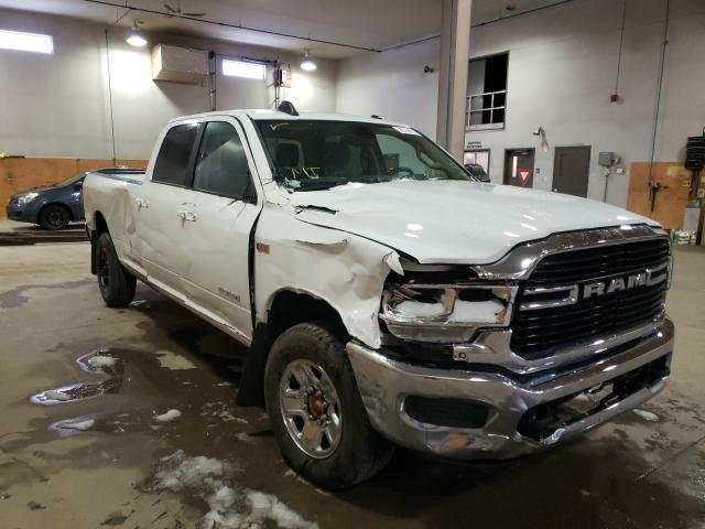 Dodge RAM 3500 BIG H salvage cars for sale: 2020 Dodge RAM 3500 BIG H