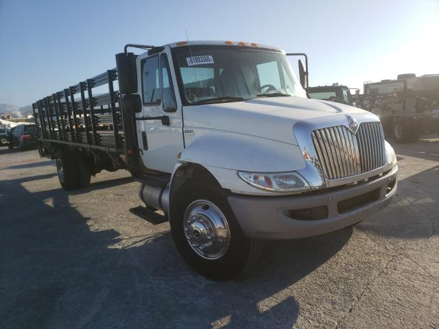 Salvage cars for sale from Copart Sun Valley, CA: 2013 International 4000 4300