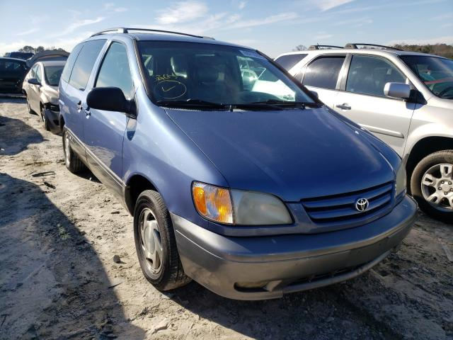2002 Toyota Sienna LE for sale in Loganville, GA
