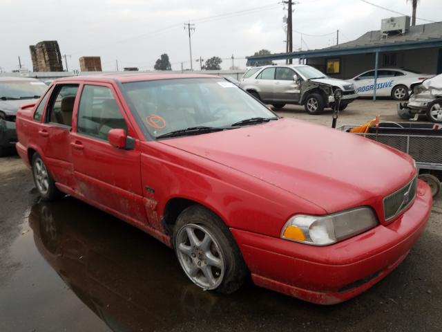 Volvo salvage cars for sale: 1998 Volvo S70