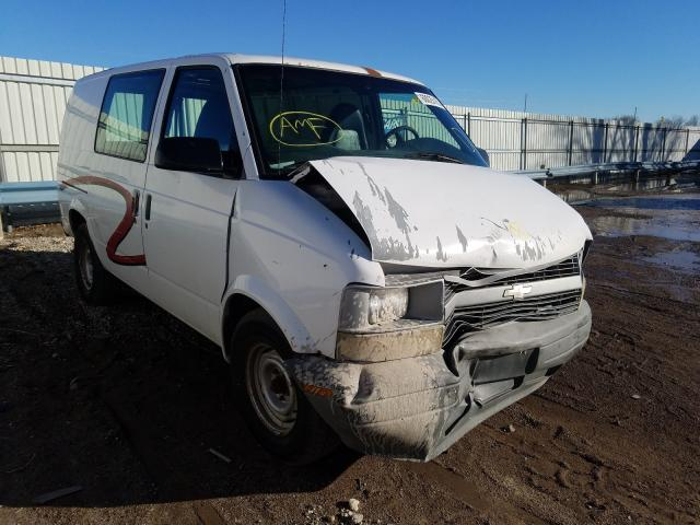Chevrolet Astro salvage cars for sale: 1996 Chevrolet Astro
