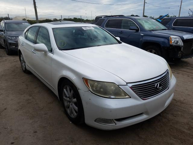 2009 Lexus LS 460L for sale in West Palm Beach, FL