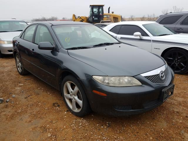 Mazda salvage cars for sale: 2005 Mazda 6