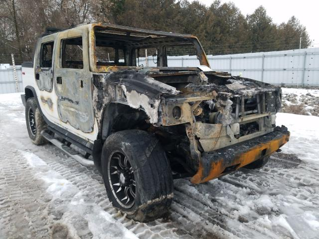 Hummer salvage cars for sale: 2006 Hummer H2 SUT