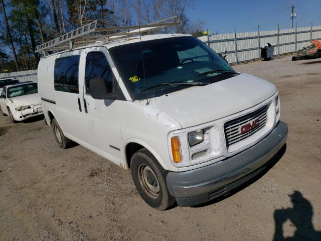 Salvage cars for sale from Copart Harleyville, SC: 1999 GMC Savana G15
