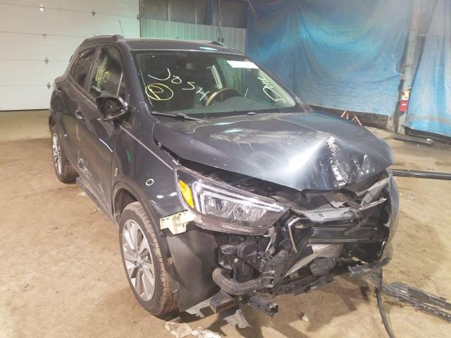 Buick salvage cars for sale: 2017 Buick Encore PRE