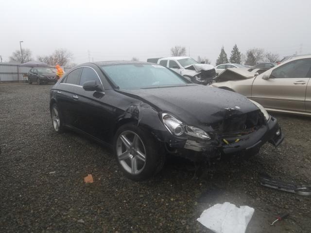 Vehiculos salvage en venta de Copart Sacramento, CA: 2010 Mercedes-Benz CLS 550