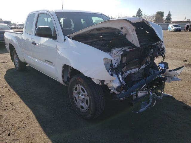 Salvage cars for sale from Copart Bakersfield, CA: 2013 Toyota Tacoma ACC