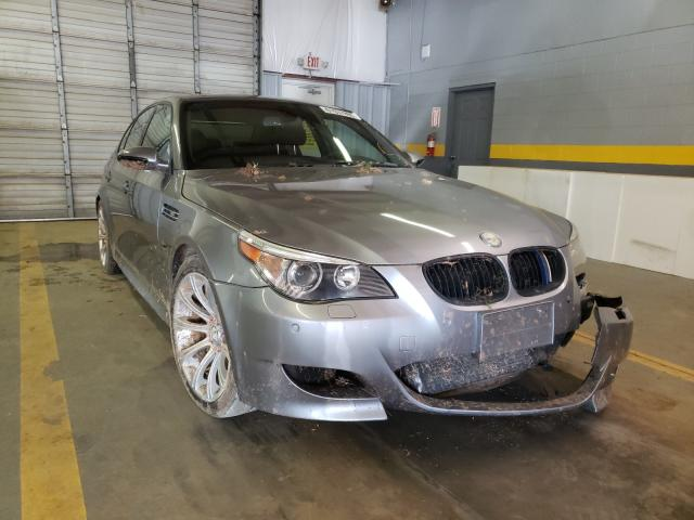 BMW M5 salvage cars for sale: 2006 BMW M5