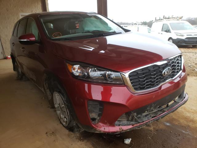 KIA salvage cars for sale: 2020 KIA Sorento L