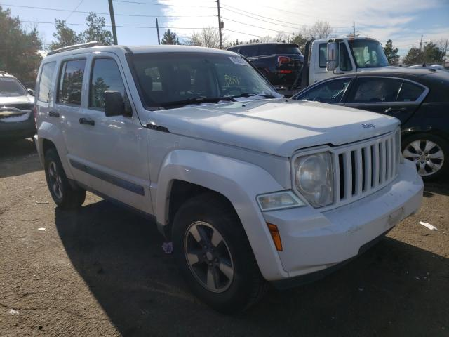 2008 Jeep Liberty SP en venta en Denver, CO