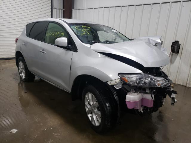 2014 Nissan MURANO | Vin: JN8AZ1MW9EW513626