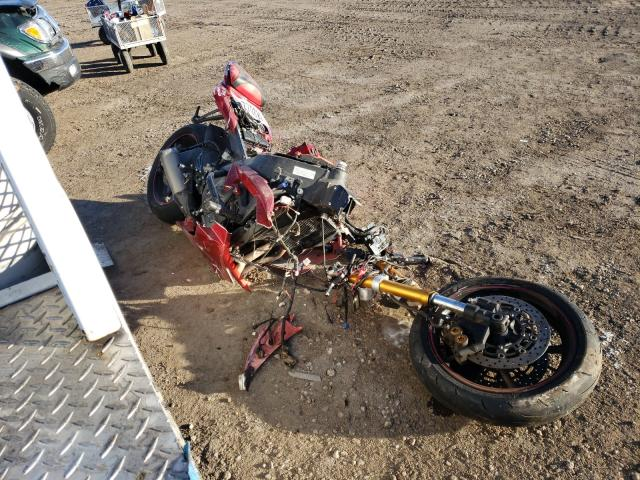 Salvage cars for sale from Copart Brighton, CO: 2007 Yamaha YZFR6 L