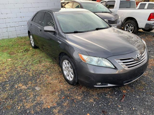 Salvage cars for sale from Copart Sandston, VA: 2008 Toyota Camry Hybrid