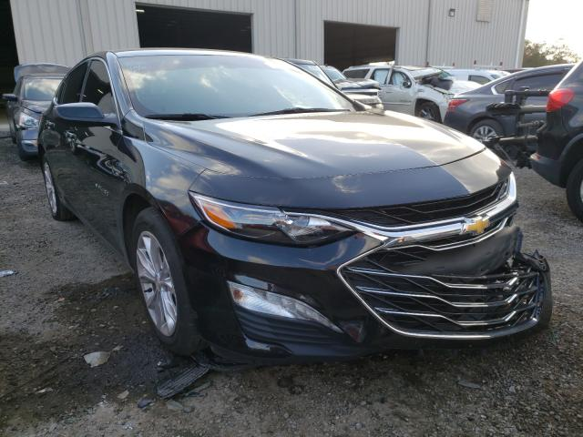 Salvage cars for sale from Copart Jacksonville, FL: 2019 Chevrolet Malibu LT
