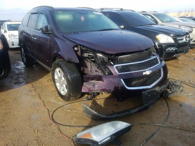 Salvage cars for sale from Copart Bridgeton, MO: 2010 Chevrolet Traverse L