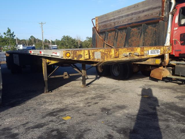 Salvage cars for sale from Copart Jacksonville, FL: 1998 Fontaine Trailer