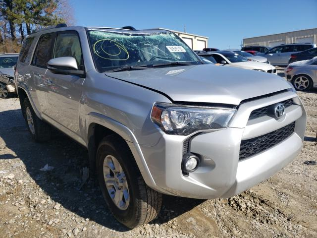 Salvage cars for sale from Copart Gainesville, GA: 2019 Toyota 4runner SR