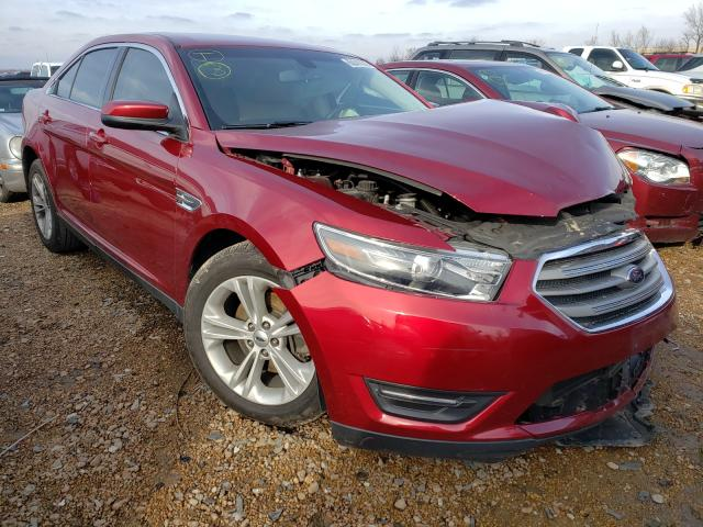 Salvage cars for sale from Copart Bridgeton, MO: 2016 Ford Taurus SEL