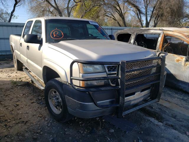 Salvage cars for sale from Copart Corpus Christi, TX: 2005 Chevrolet Silverado