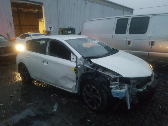 Salvage cars for sale from Copart Windsor, NJ: 2018 Toyota Corolla IM