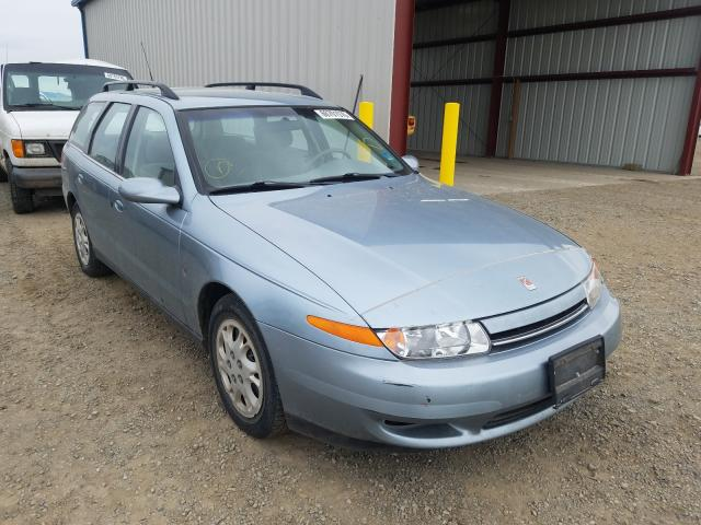 Saturn LW200 salvage cars for sale: 2002 Saturn LW200