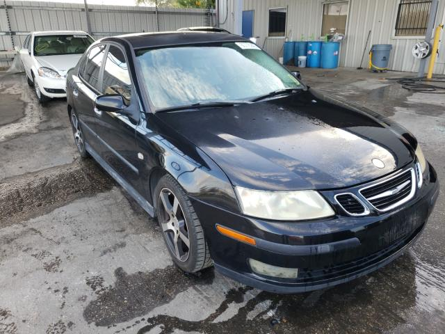 Saab salvage cars for sale: 2003 Saab 9 3