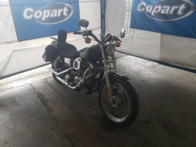 Salvage cars for sale from Copart Fort Wayne, IN: 2000 Harley-Davidson FXD