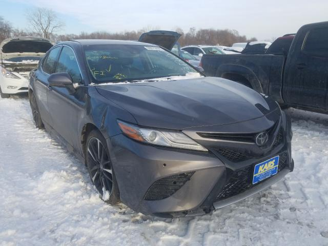 2018 Toyota Camry XSE for sale in Des Moines, IA