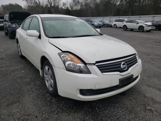 Salvage cars for sale from Copart Fredericksburg, VA: 2007 Nissan Altima