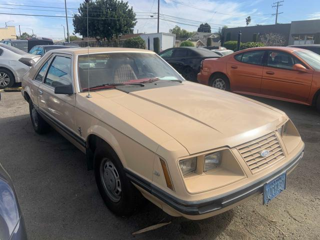 FORD MUSTANG 1984 0