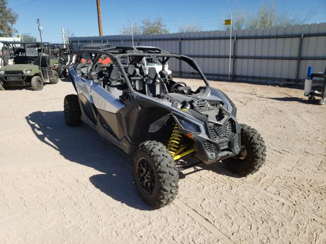 Salvage cars for sale from Copart Tucson, AZ: 2018 Can-Am Maverick