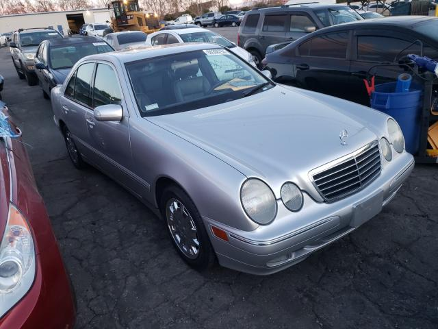 Salvage cars for sale from Copart Colton, CA: 2001 Mercedes-Benz E 320