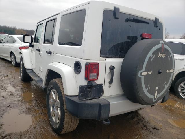 купить 2015 Jeep Wrangler U 3.6L 1C4BJWEG4FL760728