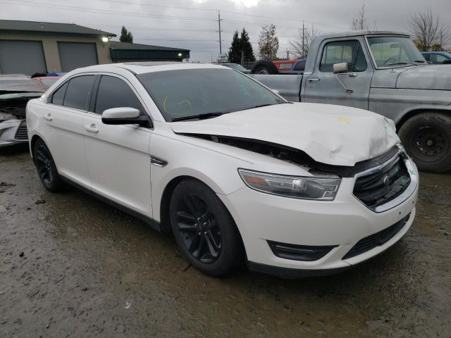 Salvage cars for sale from Copart Eugene, OR: 2013 Ford Taurus SEL