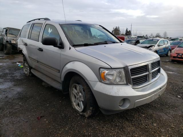 Salvage cars for sale from Copart Eugene, OR: 2007 Dodge Durango SL