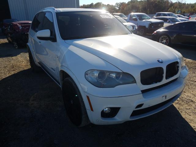Salvage cars for sale from Copart Jacksonville, FL: 2012 BMW X5 XDRIVE5