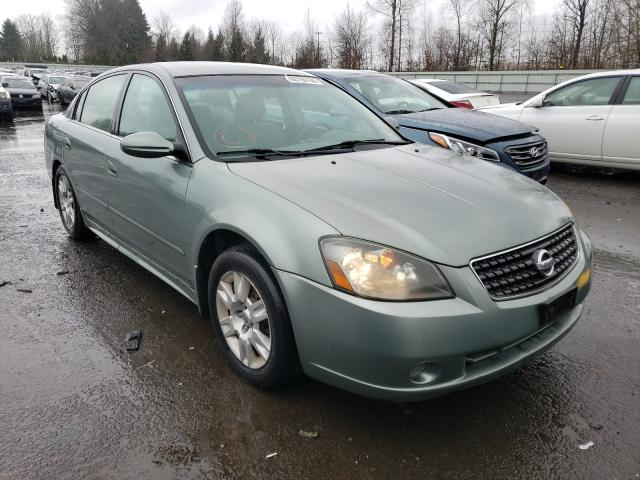 Salvage cars for sale from Copart Portland, OR: 2005 Nissan Altima S