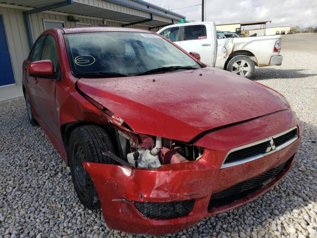 Salvage cars for sale from Copart San Antonio, TX: 2014 Mitsubishi Lancer ES
