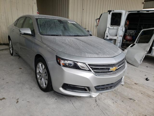 Salvage cars for sale from Copart Homestead, FL: 2018 Chevrolet Impala LT