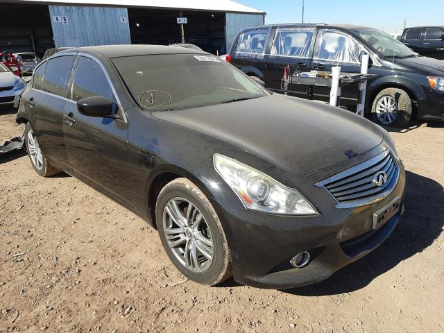 Infiniti G25 Base salvage cars for sale: 2011 Infiniti G25 Base