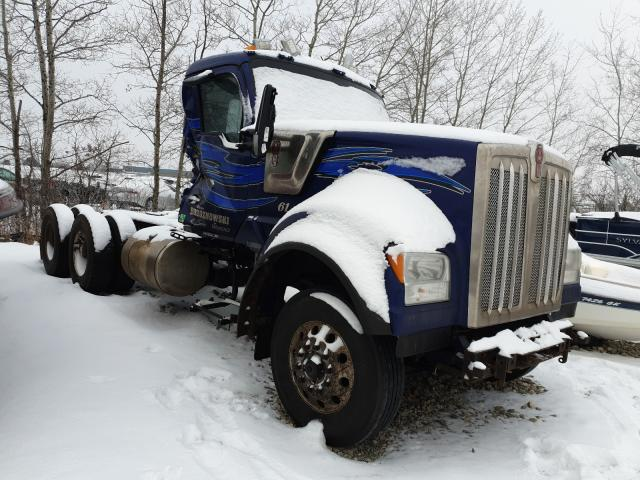Salvage cars for sale from Copart Appleton, WI: 2020 Kenworth Construction