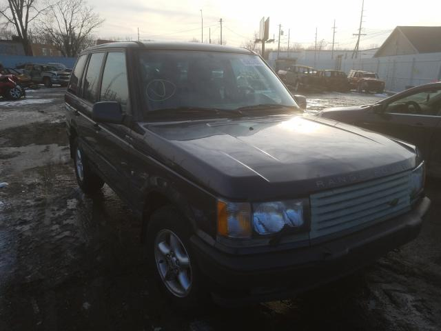 Land Rover Range Rover salvage cars for sale: 2000 Land Rover Range Rover