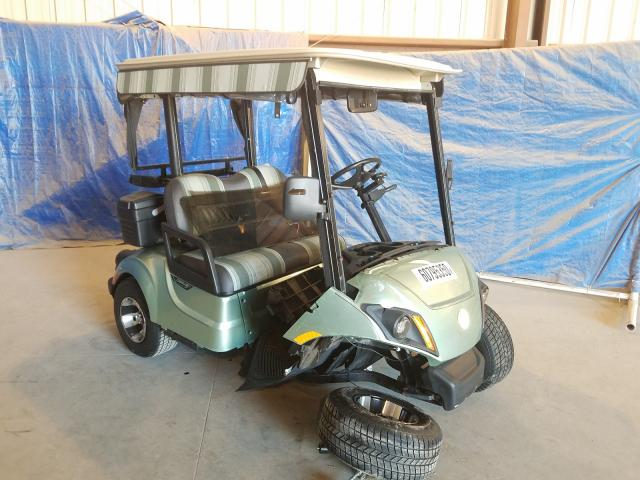 Salvage cars for sale from Copart Apopka, FL: 2017 Yamaha Golf Cart