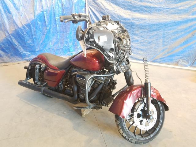Salvage cars for sale from Copart Apopka, FL: 2018 Harley-Davidson Flhxs Street